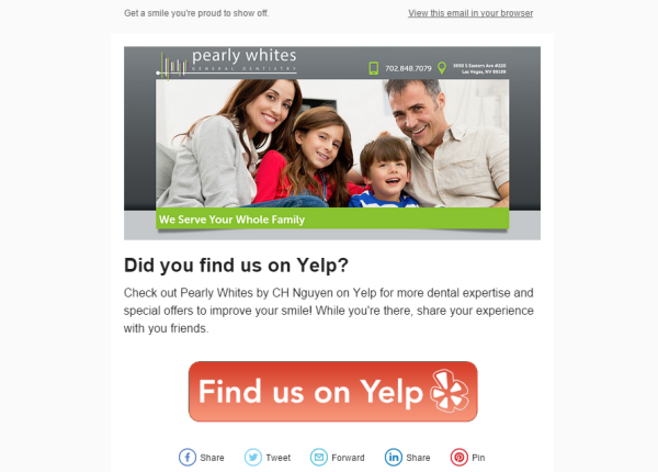 Pearly Whites LV on Yelp - Smith Durant